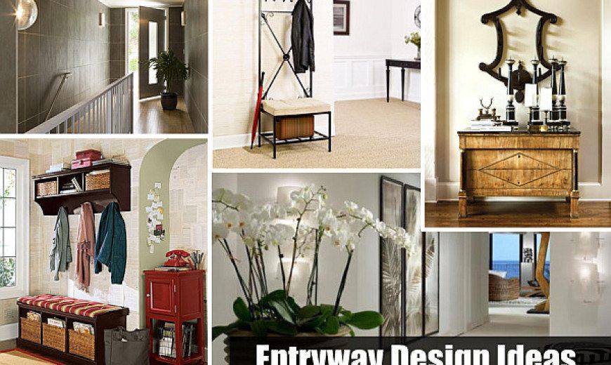 20 Fabulous Entryway Design Ideas