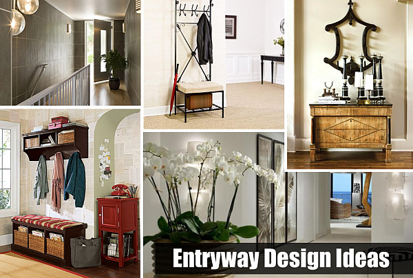 Home Furniture Decoration Entryway Planter Ideas