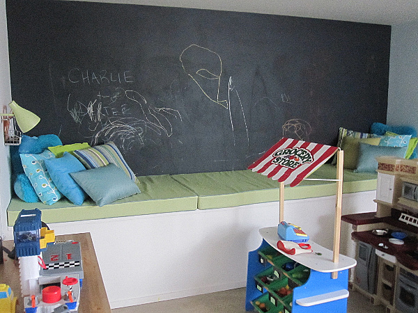 Kids Playroom Paint Ideas