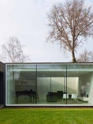 Framework House by Cocoon Architecten (1)