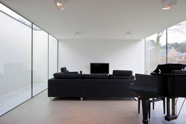 Framework House by Cocoon Architecten (7)