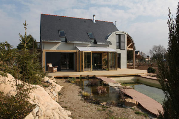 French Eco-Friendly House 7