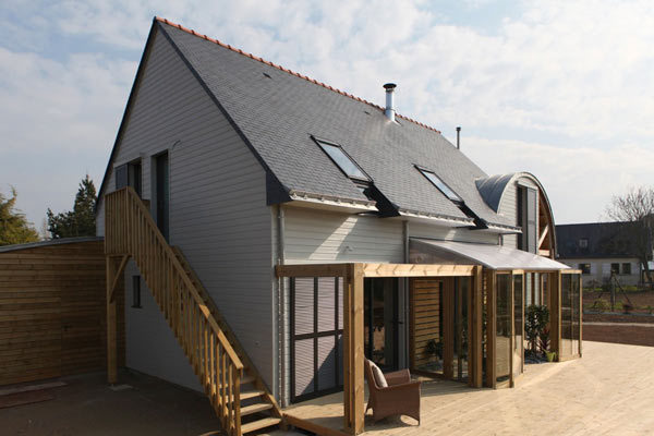 French Eco-Friendly House 8