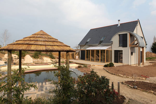 French Eco-Friendly House 9