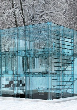 Glass House architectur