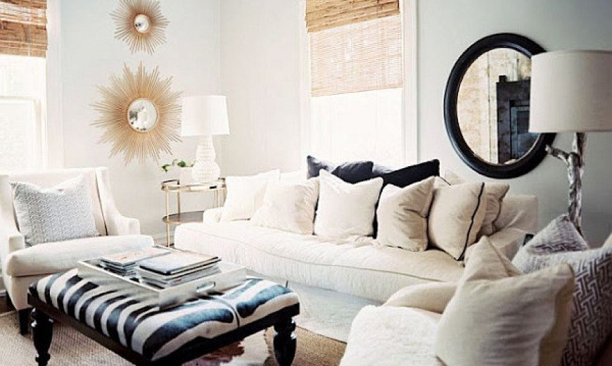 Chic White Table Lamps For a Modern Interior