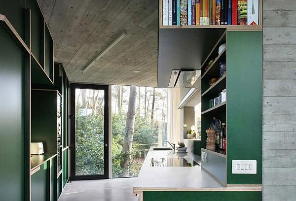 House BM by Architecten De Vylder Vinck Taillieu 12