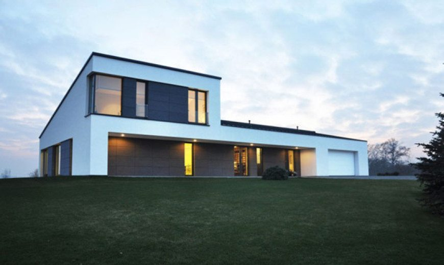 Poland Residence Built for Architecture-Loving Couple