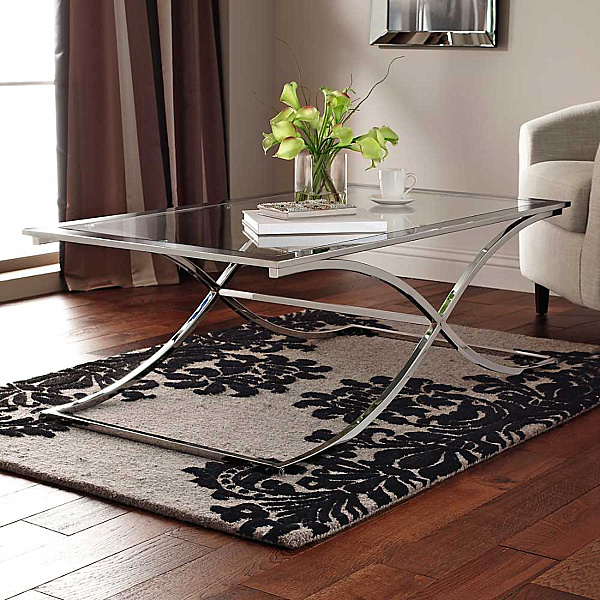 Decorating With Chrome Furniture