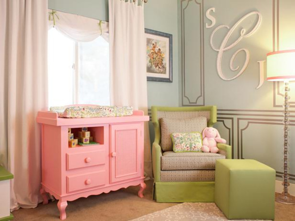 Modern Nursery Design View In Gallery