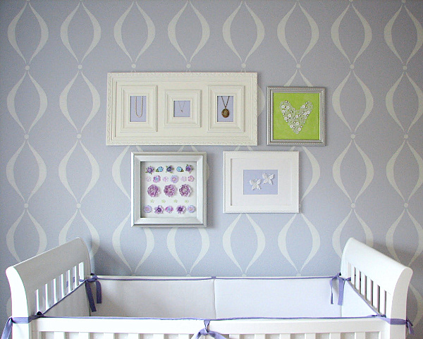 view in gallery - Baby Wall Designs