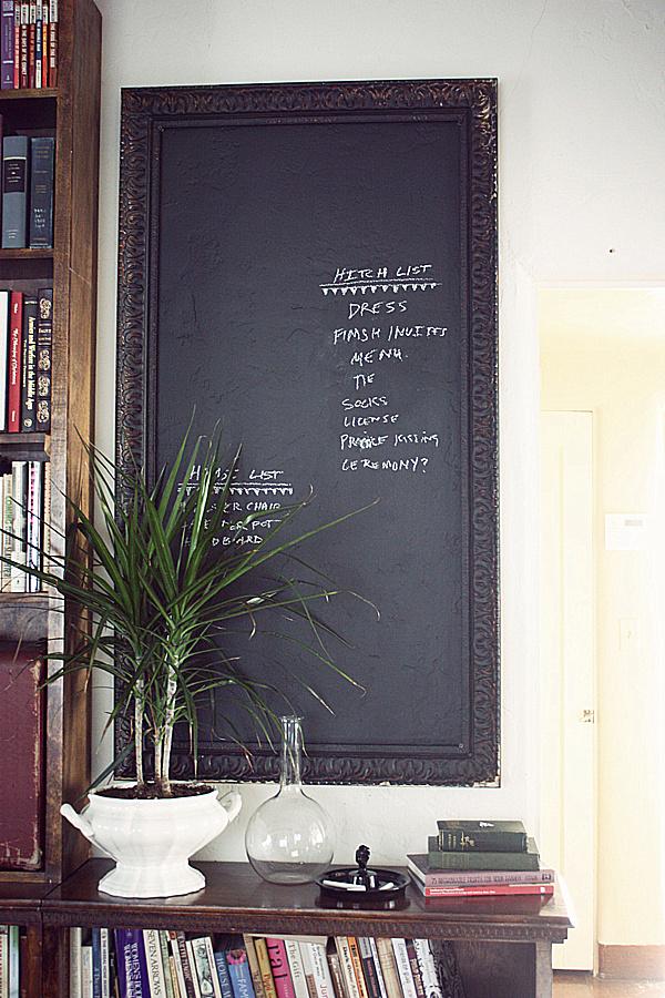 Blackboard Paint Ideas Kitchen
