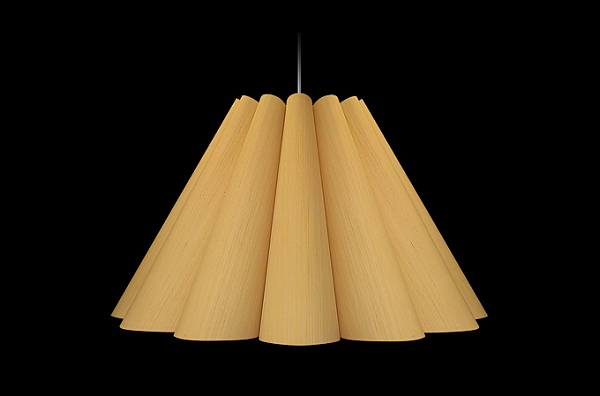 Lola Wood Lamp Lola Wood Light Sets a Scandinavian Mood for Your ...