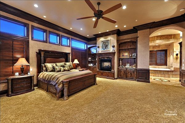 master bedrooms in mansions luxury tuscan style mansion in washington is an 16161