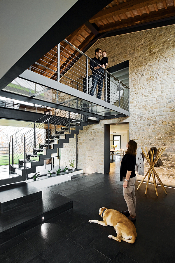 Luxury Renovated Farmhouse modern interior Renovated Farmhouse in the Countryside Spells Luxury