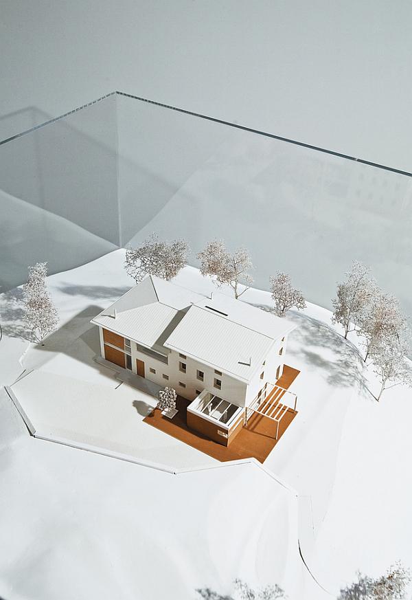 Luxury Renovated Farmhouse - plans