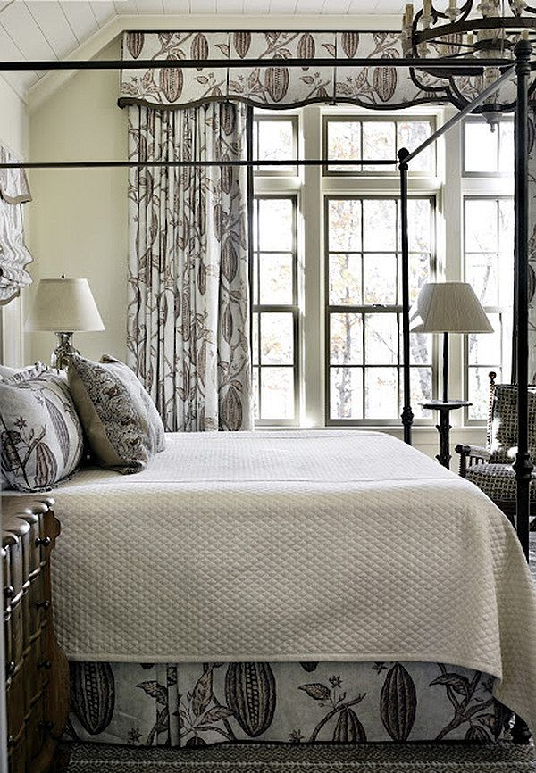 Luxury Rustic Interiors – Blue Ridge Mountains Home 10