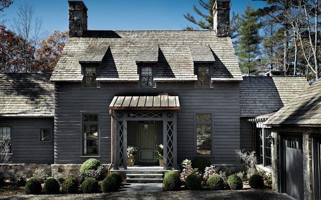 Luxury Rustic Interiors – Blue Ridge Mountains Home 2