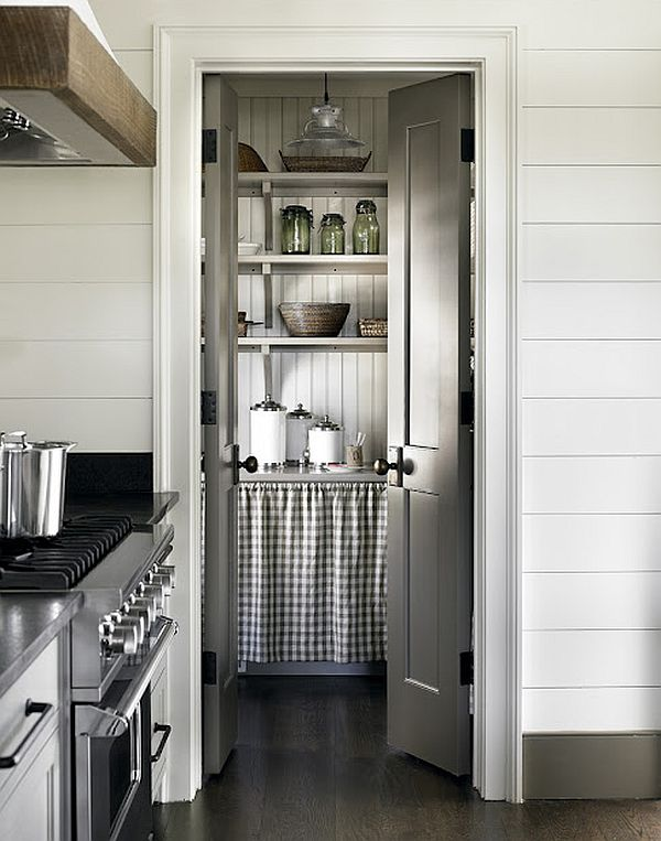 Luxury Rustic Interiors - Blue Ridge Mountains Home 6