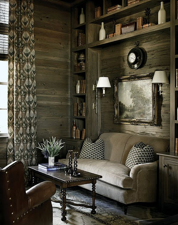 Luxury Rustic Interiors - Blue Ridge Mountains Home 8 - Decoist