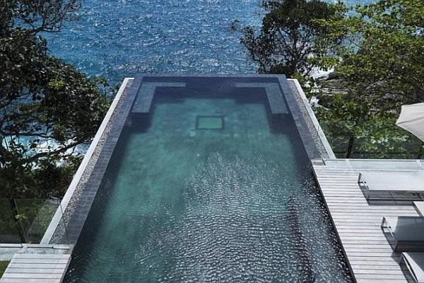 villa amanzi in phuket treats with luxury  awesome scenery  u0026 sea views