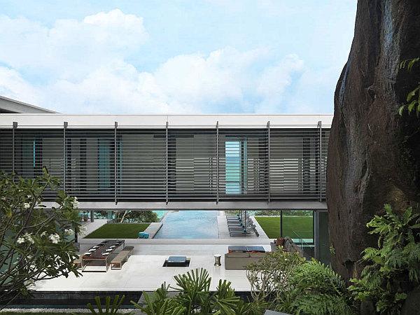 Luxury Villa Amanzi, Phuket, Thailand 9 – pavillion view