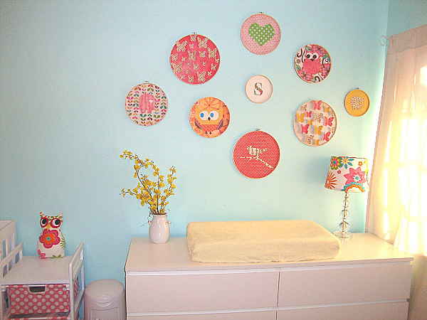 Diy Wall Decor Ideas Nursery : Modern nursery design ideas