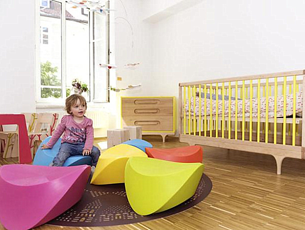 20 playroom design ideas for Playroom floor ideas