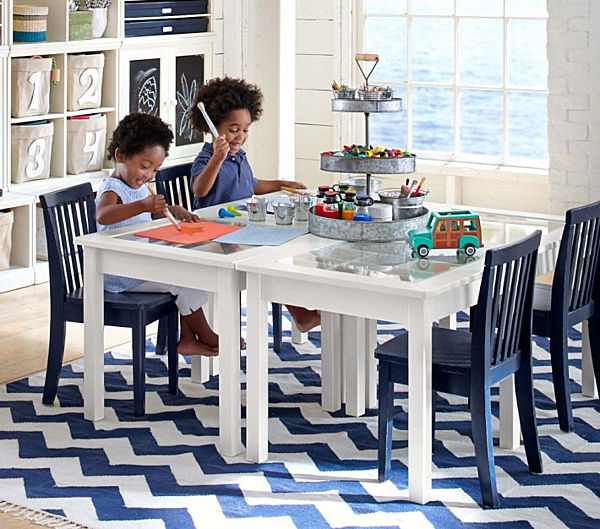 Kids Playroom Table And Chairs 20 playroom design ideas