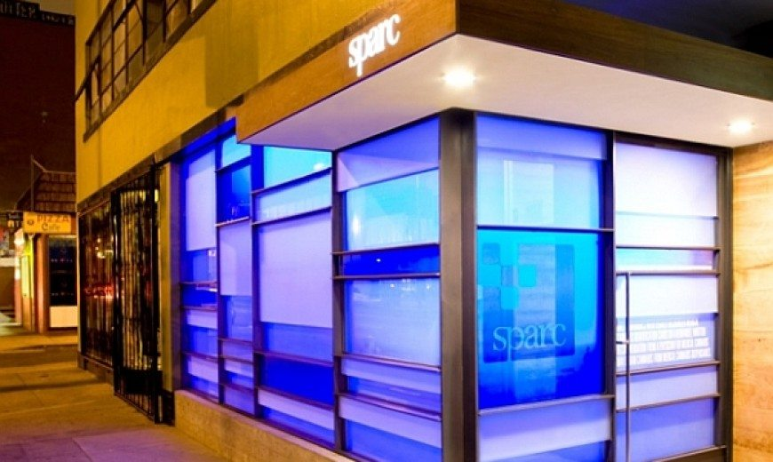 Commercial Design: SPARC Center in San Francisco is Truly Healing