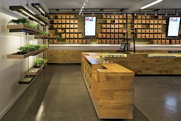 SPARC Cannabis Club 2 Commercial Design: SPARC Center in San Francisco is Truly Healing