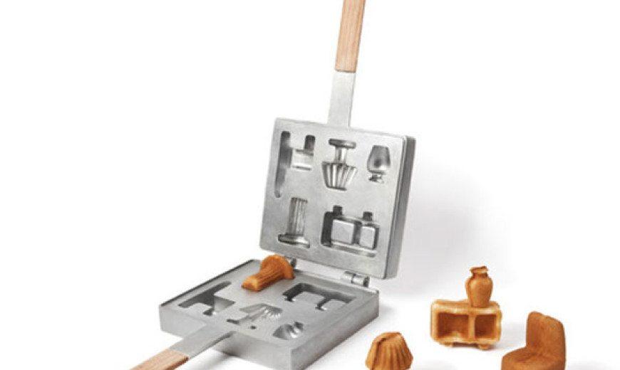 Breakfast Idea – Tasting Tiny Pieces Of Furniture