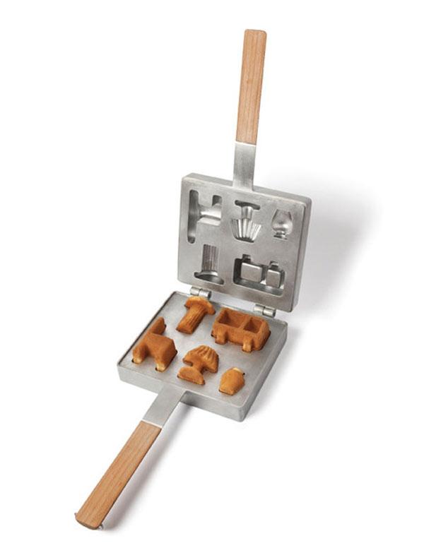 Sapore dei Mobili by Rui Pereira and Ryosuke Fukusada 2 Breakfast Idea   Tasting Tiny Pieces Of Furniture