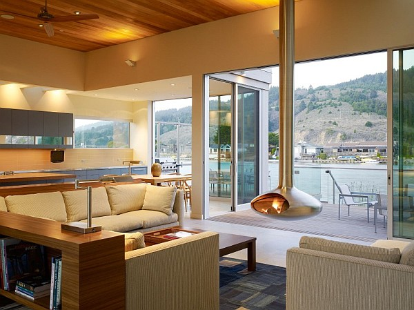 Seadrift Residence  8 – living room decoration