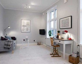 Small And Cozy Student Apartment in Historic Building