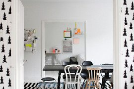 Two Bedroom Apartment in Helsinki is a Designer's Delight