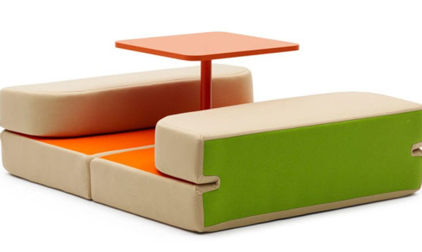 Multipurpose Surface Upgrades Versatile Furniture Design