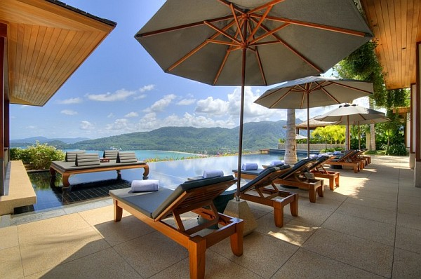 Thai Luxury Seaside Villa – amazing views