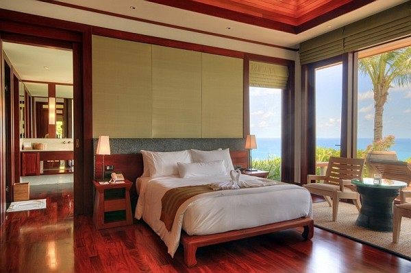 Thai Luxury Seaside Villa – luxury bedroom