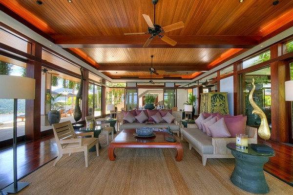 Five Bedroom Luxury Seaside Villa Phuket Enchanting