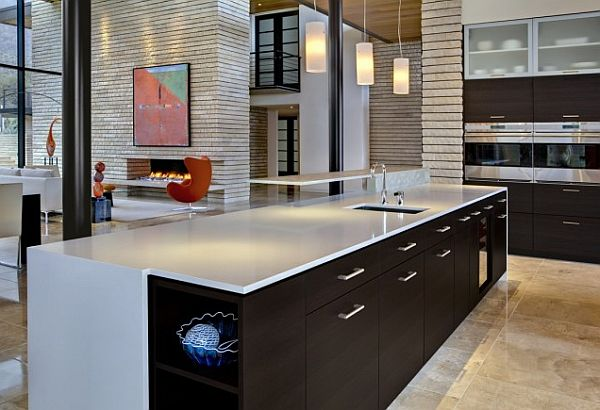 Tucson Residence Kitchen decorating idea – Sonoran Desert 5