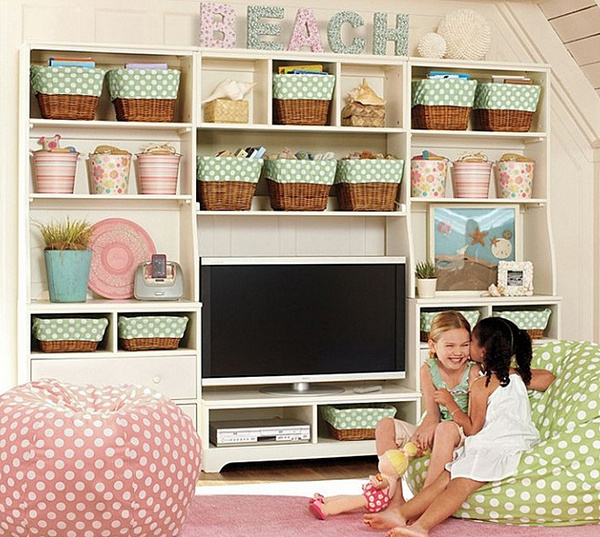 Small Playroom Ideas Girls Room 600 x 537