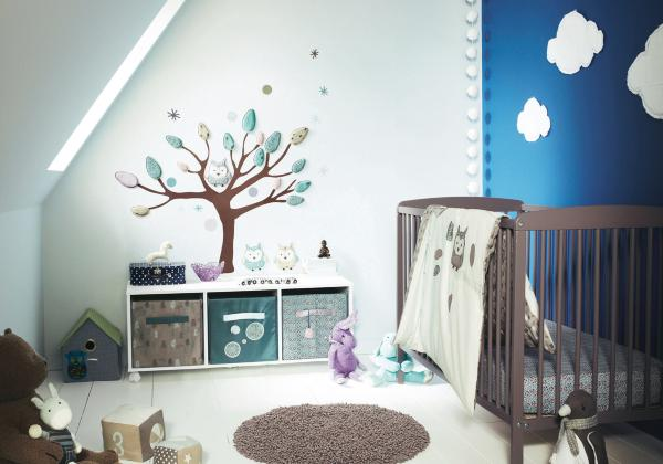 25 modern nursery design ideas for Baby room decor ideas unisex