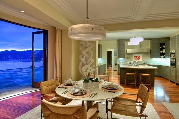 Villa Belvedere – San Francisco – Decoist 11 – contemporary living area