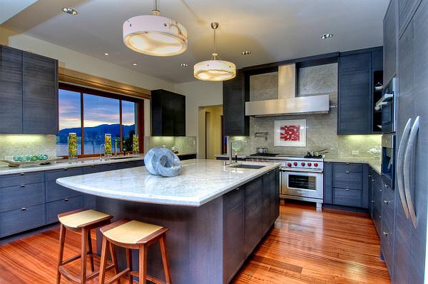 Villa Belvedere – San Francisco – Decoist 15 – superb kitchen design