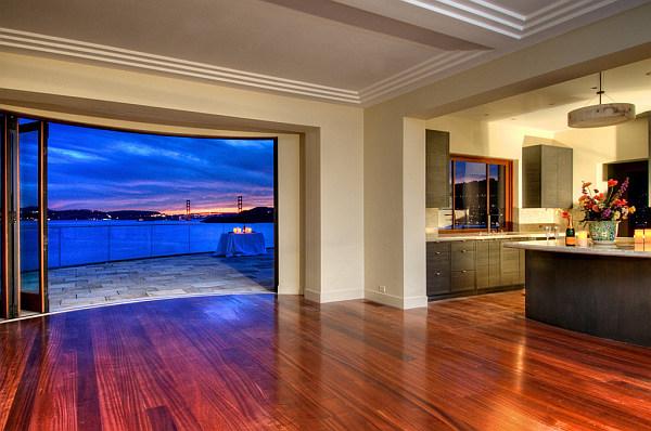 Villa Belvedere – San Francisco – Decoist 22 – luxurious terrace apartment