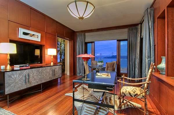 Villa Belvedere – San Francisco – Decoist 4 – home office design