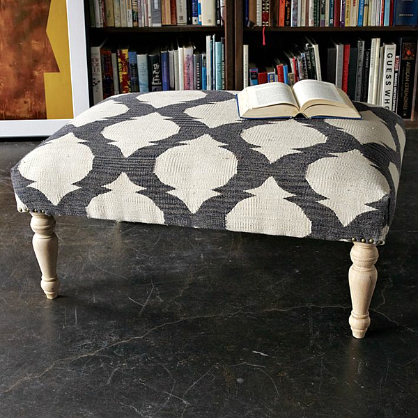 West Elm Turned-Led Dhurrie Ottoman.png