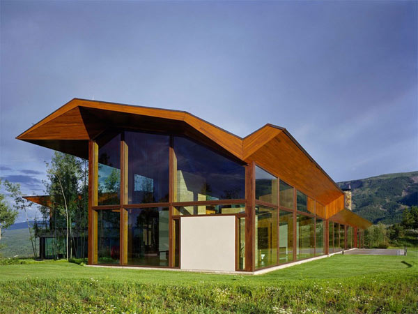 Wildcat Ridge Residence by Voorsanger Architects1 Breathtaking Wildcat Ridge Residence Overlooking Natural Surroundings