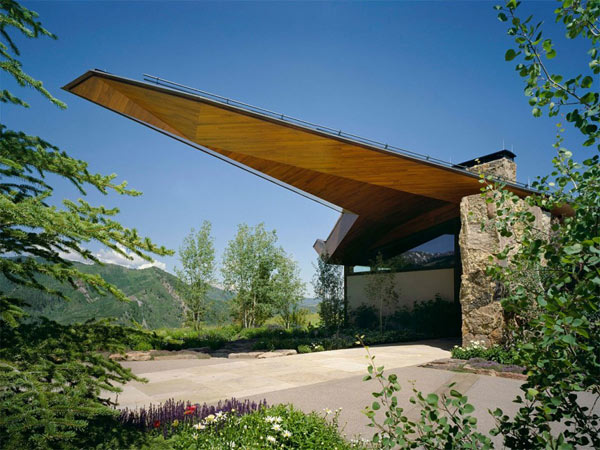 Wildcat Ridge Residence by Voorsanger Architects2 Breathtaking Wildcat Ridge Residence Overlooking Natural Surroundings